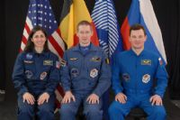 International Space Station Expedition 20 Official Crew Photograph #3